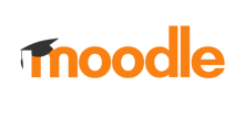 Moodle logo updated